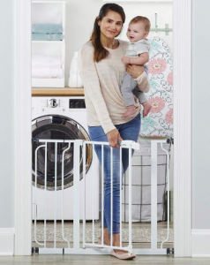 Best Baby Gate Pressure mounted