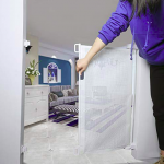 babepai retractable baby door